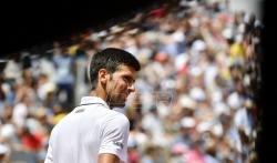 Djoković pokvario plasman, Federer ponovo prvi na ATP listi