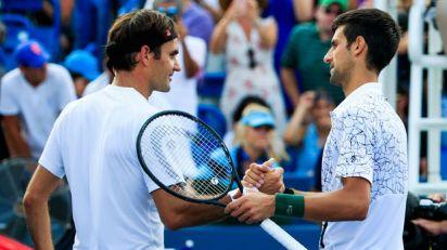 Đoković protiv Federera, borba velikana za polufinale Londona