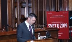 Djordjević: Srbija sprovodi velike društvene, političke i ekonomske reforme