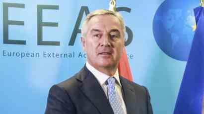Đukanović: Stav Crne Gore jasan, želimo evropsku perspektivu
