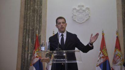 Đurić: Predlog opozicije je deklaracija o pomirenju tajkuna i terorista