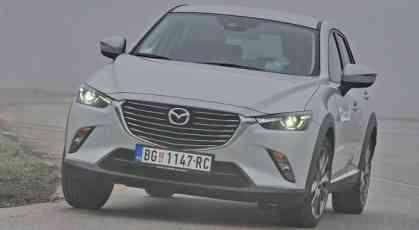 Dmotion test: Mazda CX-3