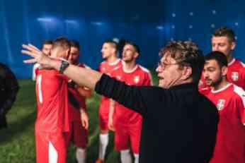 Dragan Bjelogrlić režira spot sa našim fudbalerima