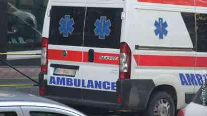 Dva udesa u Beogradu, četvoro povređenih