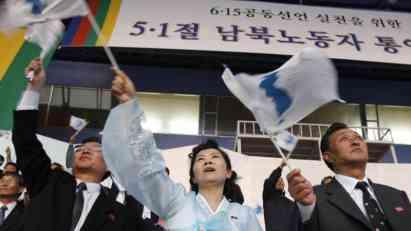 Dve Koreje pod jednom zastavom na otvaranju ZOI