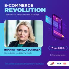 E-COMMERCE REVOLUTION: Branka Pudrlja Durbaba – Pandemija virusa korona ubrzala je razvoj internet trgovine u Srbiji