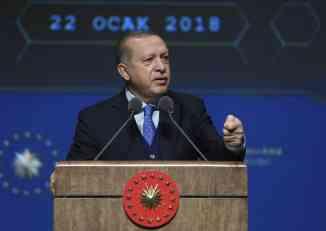 ERDOGAN 5. DANA TURSKE OFANZIVE NA SIRIJSKI AFRIN: Zaustavićemo igre duž turske granice!