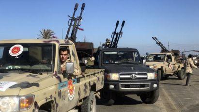 EU traži od premijera Libije primirje i upozorava na sporazum s Turskom