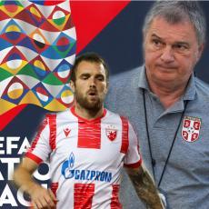EVO ZAŠTO NEMA CRVENO-BELIH: Saopšten spisak reprezentacije Srbije! Zvezda zatražila...