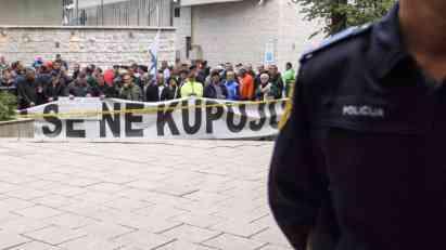 Ekipi Radija Slobodna Evropa uz prijetnje onemogućeno snimanje