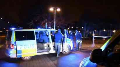 Eksplozija kod stanice policije u Malmeu