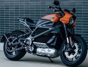 Električni Harley-Davidson Livewire