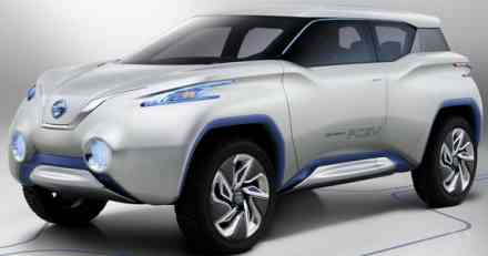 Električni Nissan SUV na sajmu u Tokiju