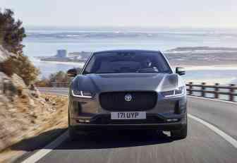 Električni prvenac – Jaguar I-Pace