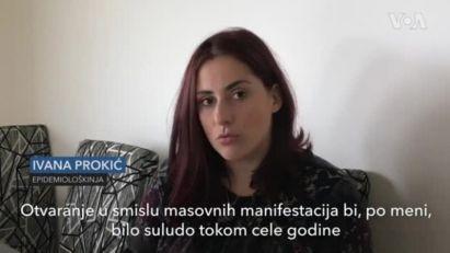 Epidemiološkinja Ivana Prokić o tome šta je potrebno da bi se pobedila korona
