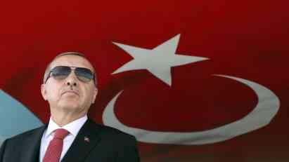 Erdogan: Neki dijelovi konzulata bili su prefarbani