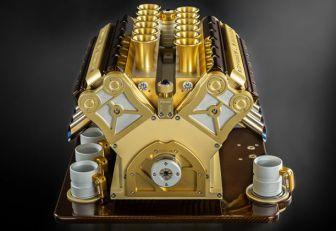 Espresso Veloce Royale – Aparat za espresso sa 12 ventila
