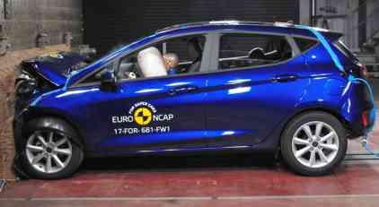 EuroNCAP test devet novih automobila