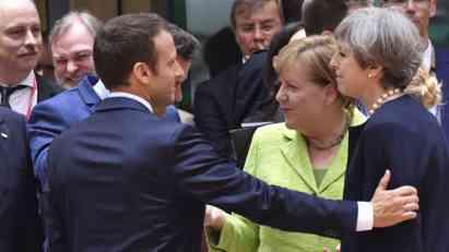 Evropski lideri žele da ljudima vrate veru u budućnost
