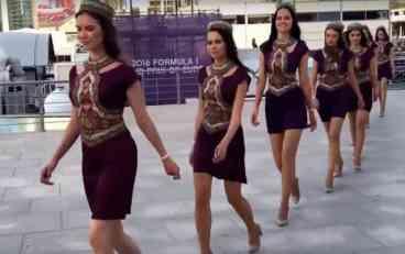 F1 razmatra ukidanje devojaka sa starta
