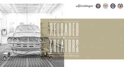 FCA pokreće program restauracije legendarnih automobila