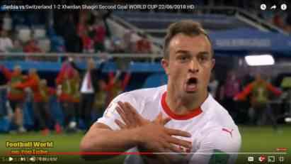 FIFA kaznila 3 švajcarska igrača, srpski savez i selektora