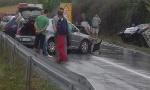 FOTO: Četvoro teško povređeno u udesu kod Razbiglave