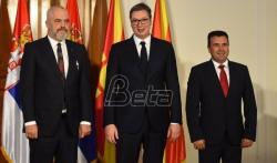 FT: Frustriran zastojem na putu ka EU, balkanski trio formira mini-Šengen zonu