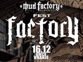 Factory Fest: Novo METALNO druženje u Vranju