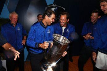 Federer govorio o penziji i šta bi voleo da radi sa Nadalom