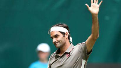 Federer uspešno započeo sezonu na travi