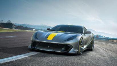 Ferrari 812 Competizione: Dve V12 zveri sa 830 konja FOTO/VIDEO