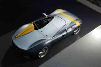 Ferrari ekskluziva:  Monza SP1 i SP2