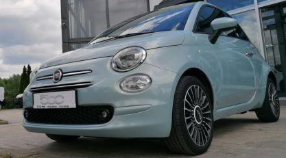Fiat 500 Hybrid je tu