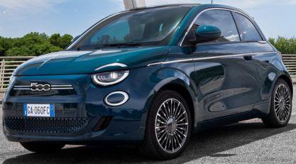 Fiat 500e Hatchback La Prima Edition