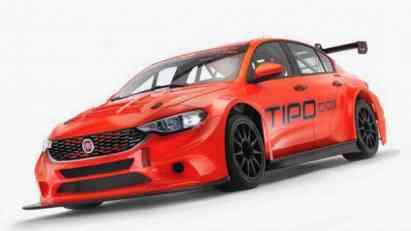 Fiat Tipo počinje život u TCR Italija