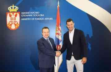Filip Filipović dobio diplomatski pasoš Srbije