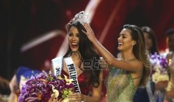 Filipinka pobedila na takmičenju za Mis Univerzuma u Bangkoku