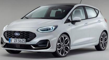 Ford Fiesta facelift i zvanično