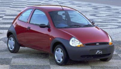 Ford Ka predstavljen 11. septembra 1996. godine
