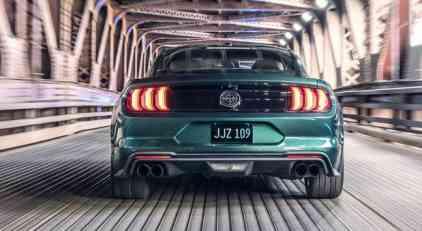 Ford Mustang Hybrid bi mogao razvijati oko 400 konjskih snaga?