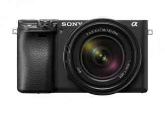 Fotoaparat bezogledala – Sony α6400