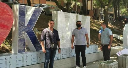 Funkcioneri tzv republike Kosovo vole ćirilicu