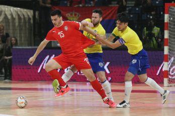 Futsaleri odmeravaju snage sa najboljima pred kvalifikacije za Svetsko prvenstvo