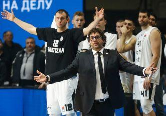 GAUDLOK U MAGLI Partizan ima nove opcije
