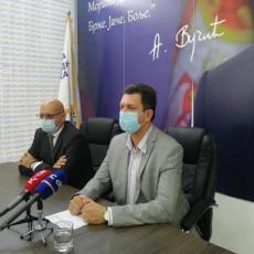 GRAĐANIMA JE JASNO S KIM IMAJU POSLA SNS Šabac: Zelenović ignoriše interes i volju naroda