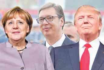 GUST RASPORED: Vučić sa Trampom i Merkelovom u Davosu