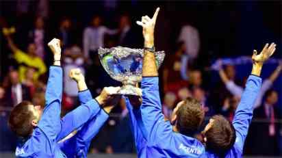 Gaudio: Pike i Mesi neće odlučivati o tenisu