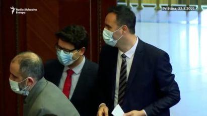 Gljauk Konjufca predsednik Skupštine Kosova u novom sazivu