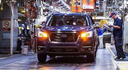 Globalna proizvodnja japanskih proizvođača automobila pala za 60 posto